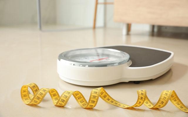 Messung von Körperfett
